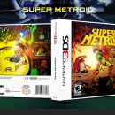 Super Metroid Box Art Cover