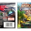 Ratchet and Clank 3D Box Art Cover