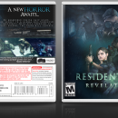 Resident Evil: Revelations Box Art Cover