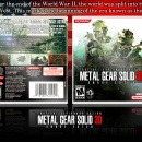 Metal Gear Solid 3D: Snake Eater Box Art Cover