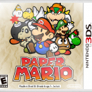 Paper Mario 3D Box Art Cover