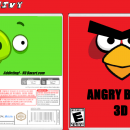 Angry Birds-3D Box Art Cover