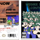 WEEGEE STARING CONTEST Box Art Cover