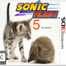 Sonic Rush  5 Box Art Cover