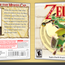 The Zelda: The Minish Cap 3D Box Art Cover