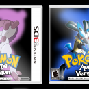 Pokemon: Plasma & Aura Box Art Cover