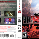 Final Fantasy VI Box Art Cover