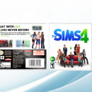 The Sims 4 Box Art Cover