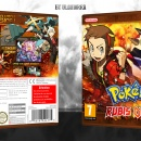 Pokemon Omega Ruby Box Art Cover