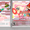 Mario and Kirby's Mushroom Curse Box Art Cover