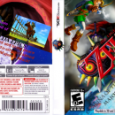 Ocarina of Time & Majora's Mask Box Art Cover