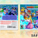 Mario & Luigi: Dream Team Box Art Cover