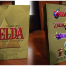 The Legend of Zelda Portable Collection Box Art Cover