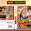 Yo-Kai Watch Box Art Cover