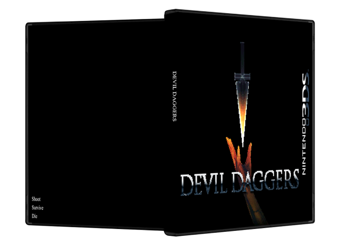 Devil Daggers box art cover