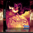 Nights Adventure of Dreams Box Art Cover
