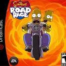 The Simpsons Road Rage Box Art Cover