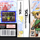 The Legend of Zelda: Paintbrush of the World Box Art Cover