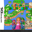 Super Mario World Box Art Cover