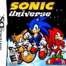 Sonic Universe Box Art Cover