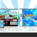 Pokemon Legends Box Art Cover