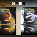 Pokemon Heart Gold and Soul Silver Version Box Art Cover