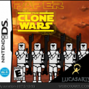 Paper Star Wars: The Clone Wars Box Art Cover