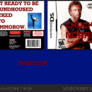 Chuck Norris: The Game Box Art Cover