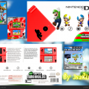 New Super Mario Bros. DSi (Bundle Edition) Box Art Cover