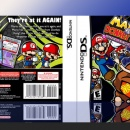 Mario vs. Donkey Kong Minis March Again Box Art Cover