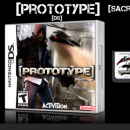 Prototype DS Box Art Cover