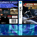 Star Wars Rogue Squadron DS Box Art Cover