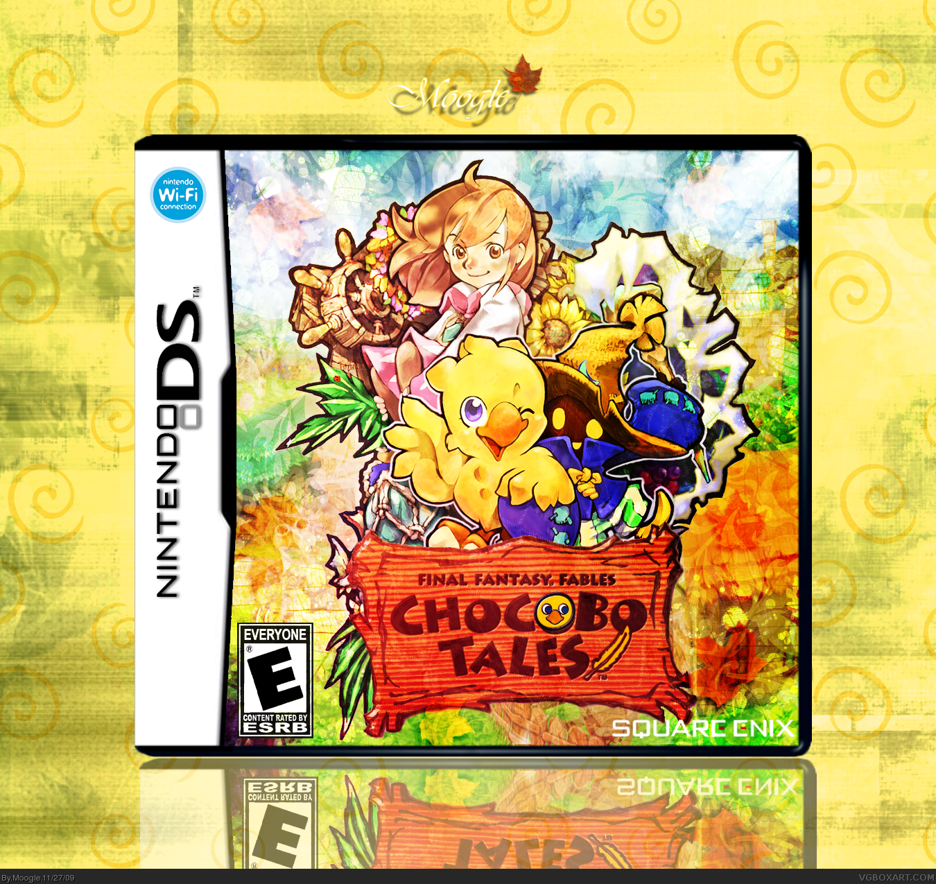 Final Fantasy Fables : Chocobo Tales box cover
