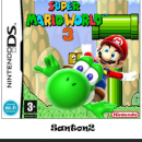 Super Mario World 3 Box Art Cover