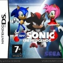 Sonic the Hedgehog DS Box Art Cover