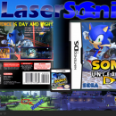 Sonic Unleashed DS Box Art Cover