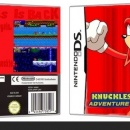 Knuckles adventure Box Art Cover