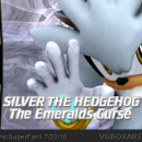 Silver the Hedgehog Box Art Cover