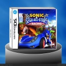 Sonic AllStar racing Box Art Cover