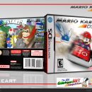 Mario Kart DS Box Art Cover