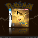 Pokemon Shocking Yellow Box Art Cover