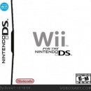Wii for the Nintendo DS Box Art Cover