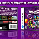 Wario: Master of Disguise Box Art Cover