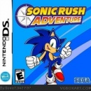 Sonic Rush Adventure Box Art Cover
