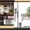 Final Fantasy Crystal Chronicles: Ring of Fates Box Art Cover