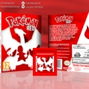 Pokemon Red Box Art Cover