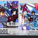 Gundam Seed: Friends and Foes at the Battlefield Box Art Cover
