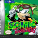 Scourge the hedgehog Box Art Cover
