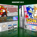 Sonic Advance Box Art Cover