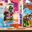 Donkey Kong World Box Art Cover
